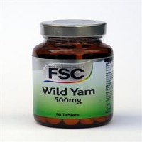 FSC Wild Yam 500mg 90 tablet