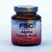 FSC Alpha Lipoic Acid 100mg 60 capsule