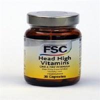 FSC Head High Hair Vitamins & Min 30 capsule