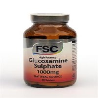 Nature's Aid  Glucosamine Sulphate 1000mg  180 Tablets