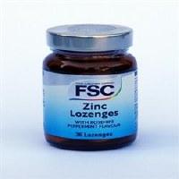 FSC Zinc Lozenges 36 lozenges