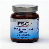 FSC Magnesium 500mg 30 capsule