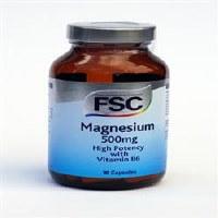 FSC Magnesium 500mg 90 capsule