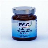 FSC Calcium Magnesium & Zinc 30 tablet