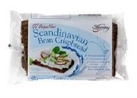 GG Scandinavian Crispbread Bran Crispbread 1x100g