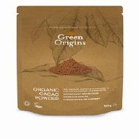 Green Origins Organic Cacao Powder 90g