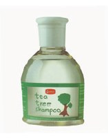 GR Lanes Tea Tree Shampoo 200ml