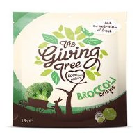 Giving Tree Ventures Broccoli Crisps 18g
