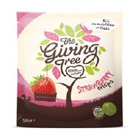 Giving Tree Ventures Strawberry Crisps 38g