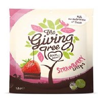 Giving Tree Ventures Strawberry Crisps 18g