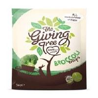 Giving Tree Ventures Broccoli Crisps 36g