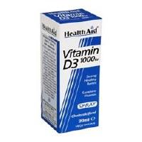 Health Aid  Vitamin D3 1000iu New 20ml