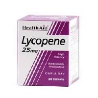 HealthAid Lycopene 25mg 30 tablet