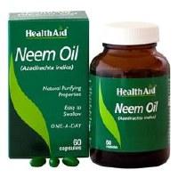 HealthAid Neem Oil 60 capsule