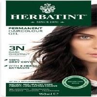 Herbatint Dark Chestnut Hair Colour 3N 150ml