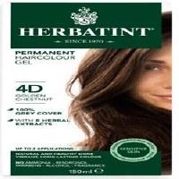 Herbatint Golden Chestnut Hair Colour 4D 150ml