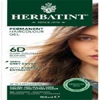 Herbatint Dark Golden Blonde Hair Col 6D 150ml