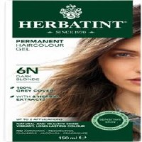 Herbatint Dark Blonde Hair Colour 6N 150ml