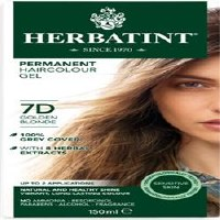 Herbatint Golden Blonde Hair Colour 7D 150ml