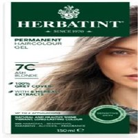 Herbatint Ash Blonde Hair Colour 7C 150ml