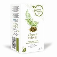 Heath And Heather Organic Fennel Tea 20bag