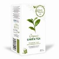 Heath And Heather Organic Green Tea 20bag