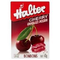 Halter Bonbons Cherry 40g
