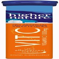 Higher Nature Fizzy C Effervescent Vitamins 20 tablet