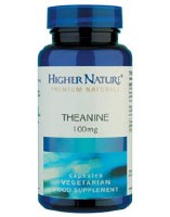Higher Nature Theanine 100mg 30 capsule