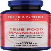 Higher Nature True Food Magnesium 90 capsule