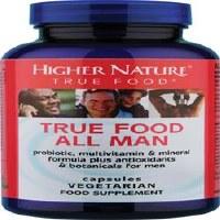 Higher Nature True Food All Man 30 capsule