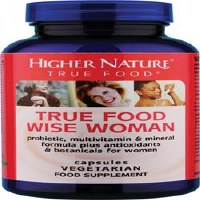 Higher Nature True Food Wise Woman 30 capsule