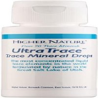 Higher Nature Ultratrace Mineral Drop 227ml