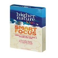 Higher Nature Smart Focus (Kids) 27 capsule