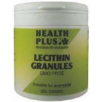 Health Plus Lecithin Granules 250g