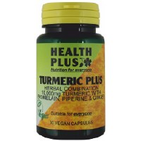 Health Plus Turmeric Plus 30vegicaps