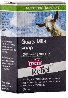 Hopes Relief Goats Milk Soap 125g