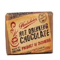 Hasslachers Solid Hot Chocolate Bar 250g