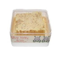 Hilltop Honey Cut Comb Honey Slab 200g