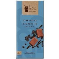 iChoc Choco Cookie vegan 80g
