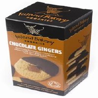 Island Bakery Organic Chocolate Gingers 133g