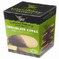 Island/b Org Chocolate Limes 133g