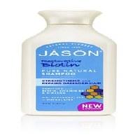 Jasons Natural Organic Biotin Shampoo 473ml