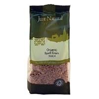 Just Natural Organic Org Spelt Grain 500g