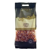 Just Natural Organic Org Popping Corn 500g