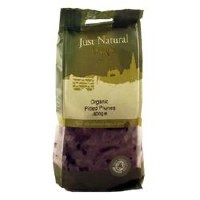 Just Natural Organic Org Pitted Prunes 500g