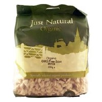 Just Natural Organic Org GMO Free Soya Mince 350g