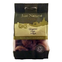 Just Natural Organic Org Figs 250g