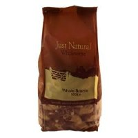 Just Natural Wholesome Whole Brazils 500g