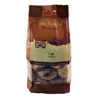 Just Natural Wholesome Figs (Lerida) 500g